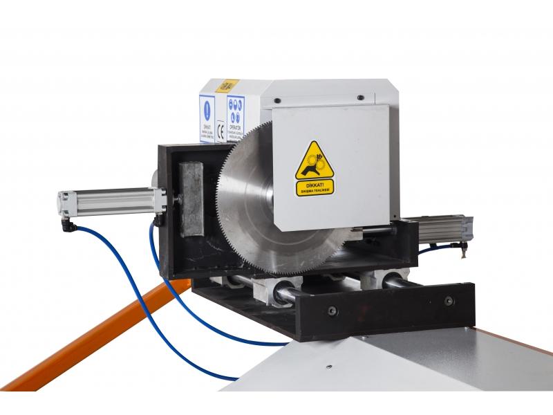 Yuvarlak Testere ve Pnömatik Kesme Makinesi